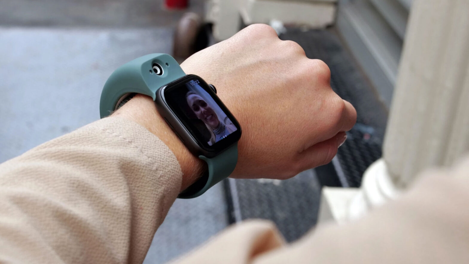 Wristcam Camera Watch Band for Apple Watch