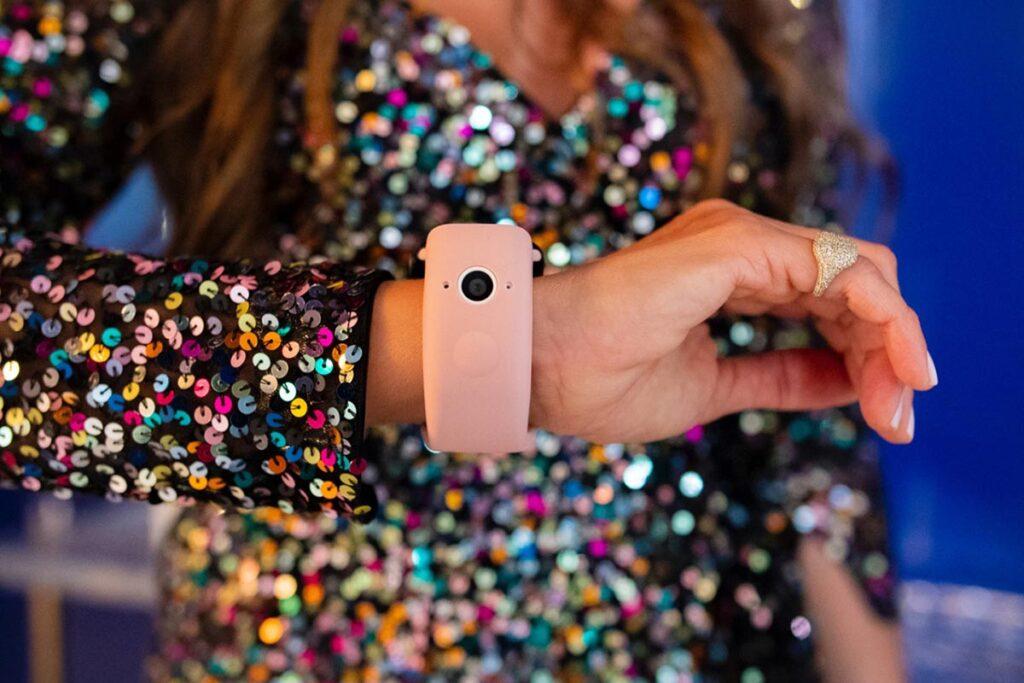 Wristcam Camera Watch Band for Apple Watch
