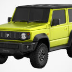 Xiaomi Is Now Selling An Officially License Remote Control Suzuki Jimny