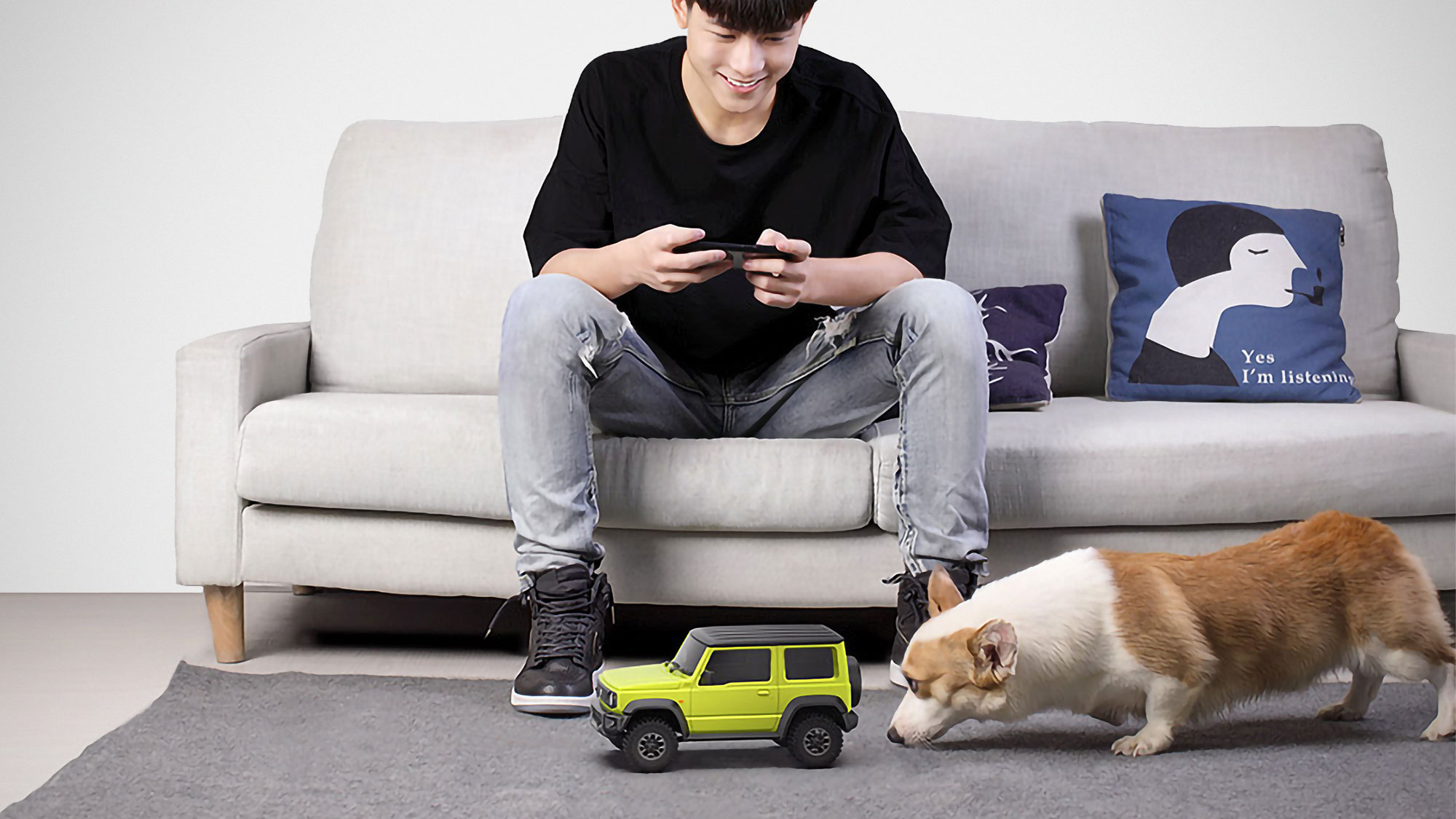 Xiaomi Smart Remote Control Suzuki Jimny