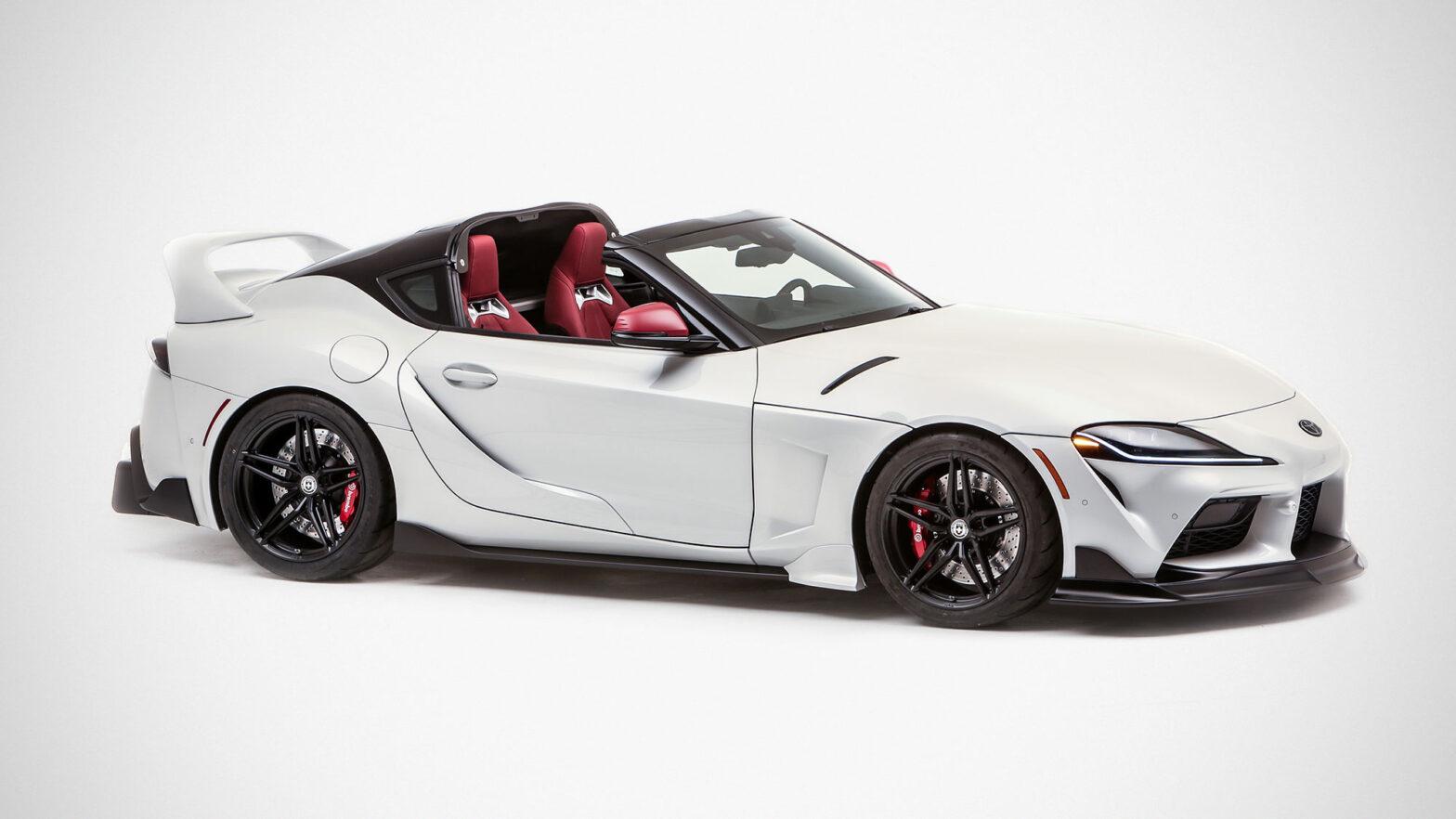 2021 GR Supra Sport Top