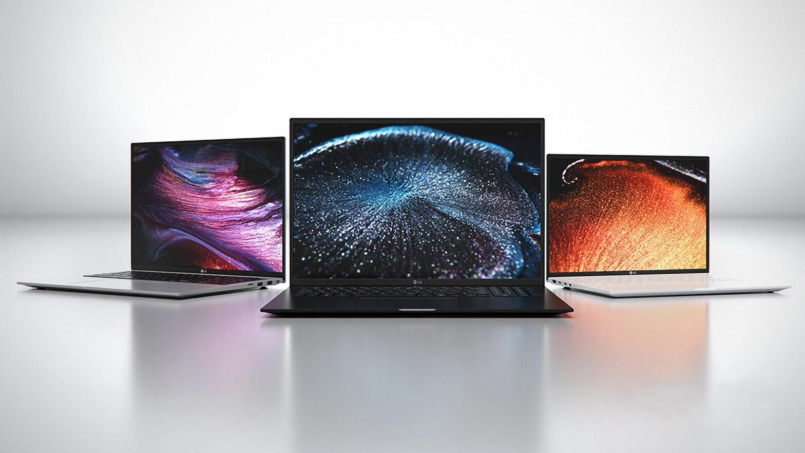 2021 LG gram Laptops CES 2021