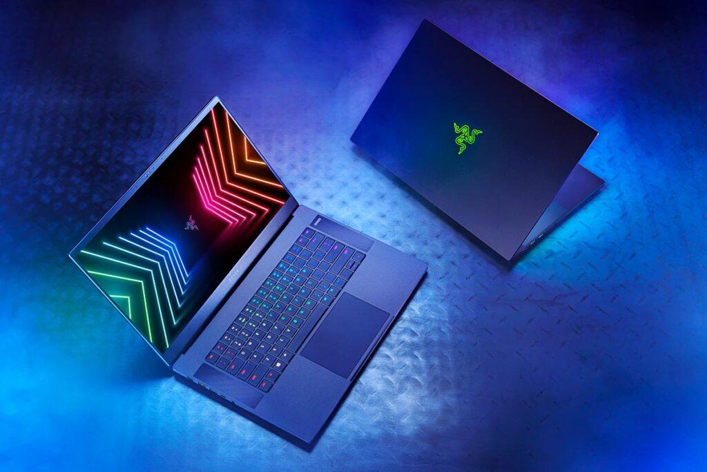 Razer Blade 15 and Blade Pro 17 Laptops
