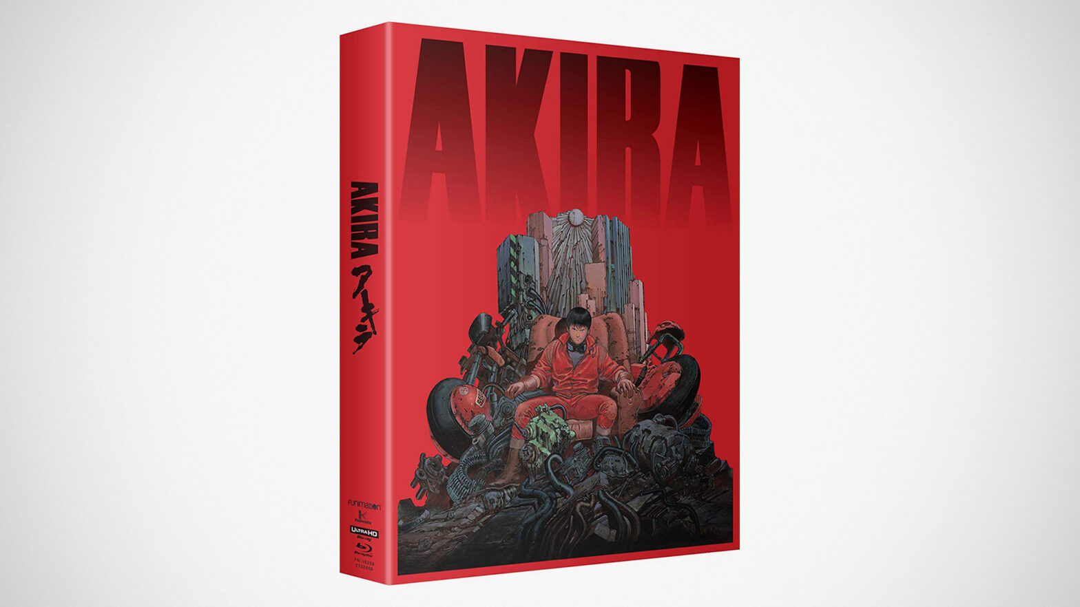 Akira: Movie 4K + Blu-ray (1988)