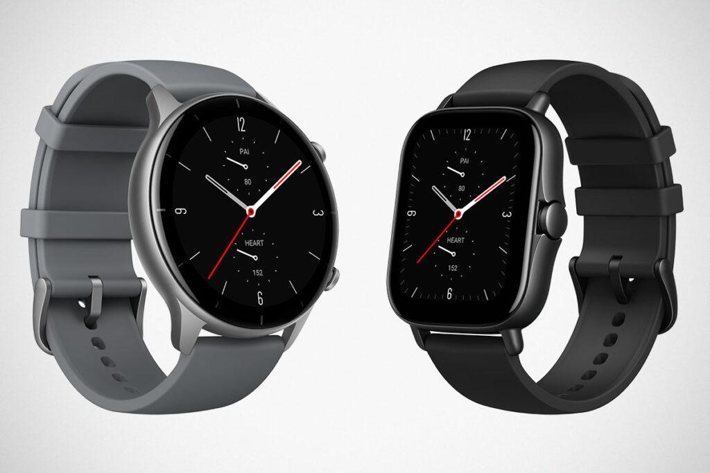 Amazfit GTR 2e and GTS 2e Smartwatches