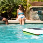 Robot Ariel Is Solar Powered Pool Cleaner That Is Here To Take Over A Pool Boy's Job