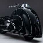 Kingston Custom Is Back With Another Custom BMW Motorcycle That Oozes With Retro Vibe