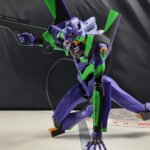 Bandai Dynaction <em>Evangelion</em> Unit-01 Figure: Huge And Very Posable [Review]