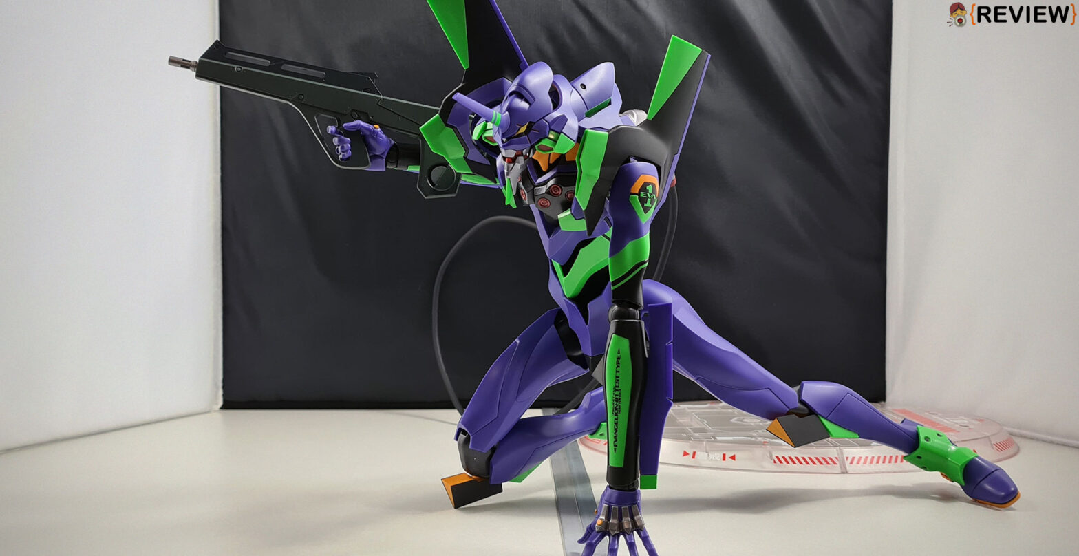 Bandai Dynaction Evangelion Unit-01 Figure Review