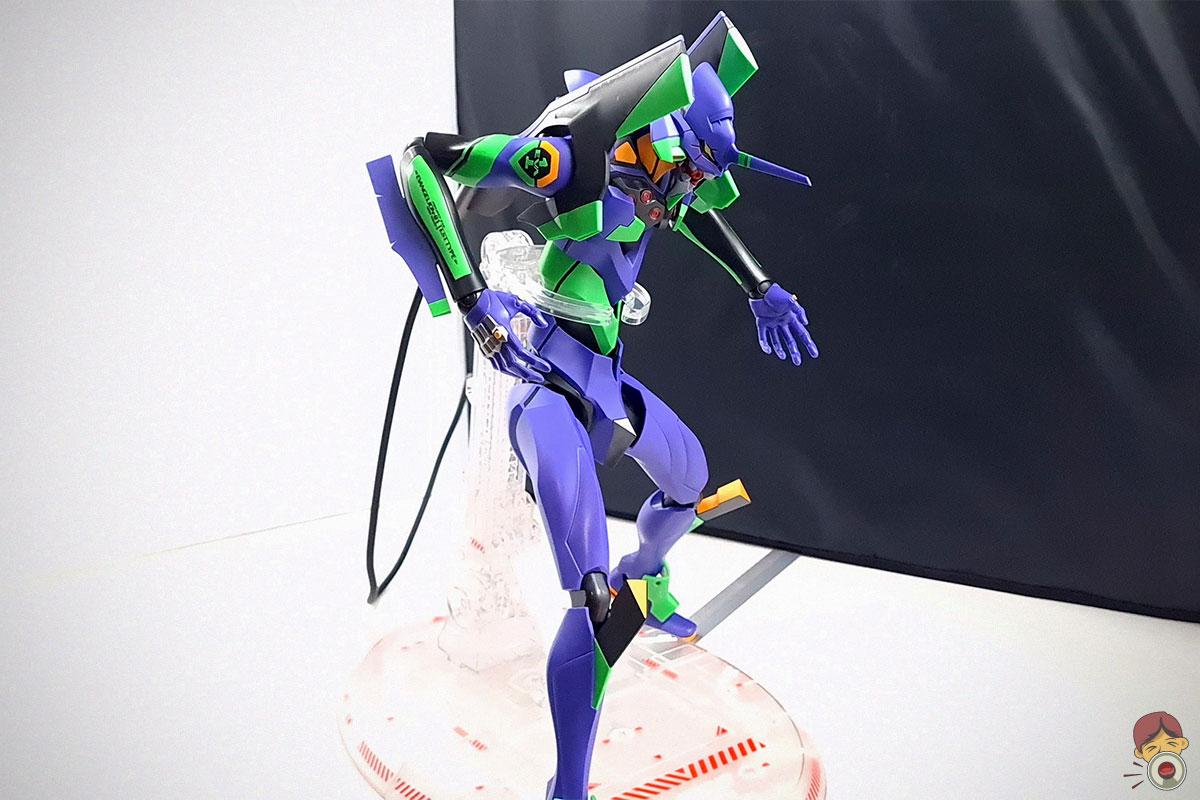 Bandai Dynaction Evangelion Unit-01 Figure Review