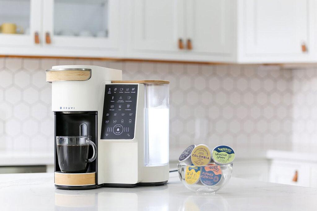 Bruvi BV-01 Single-serve Coffee Machine