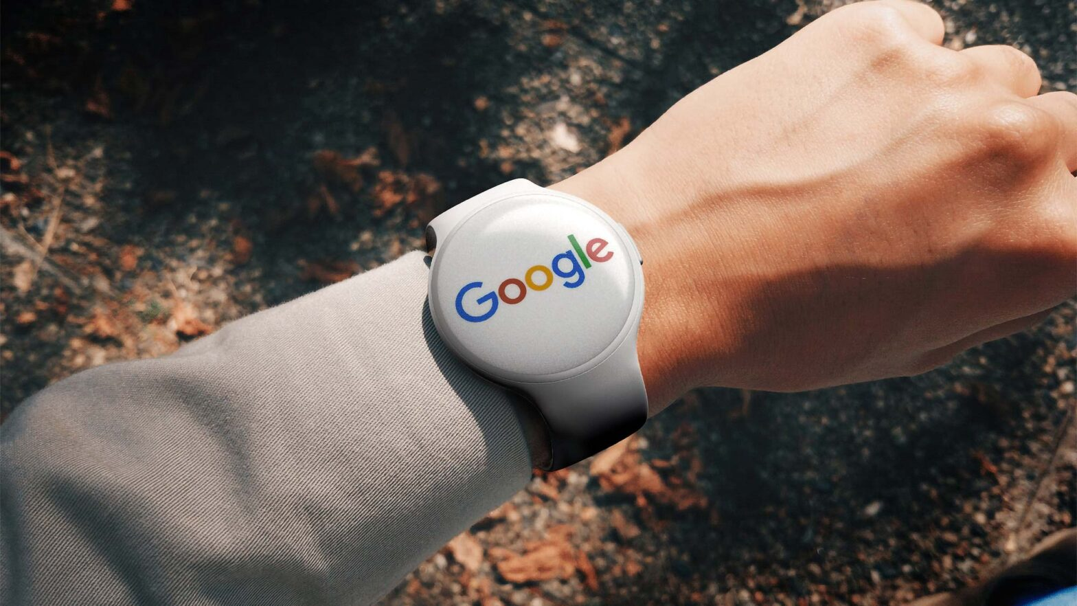 Concept Google Pixel Watch by James Tsai