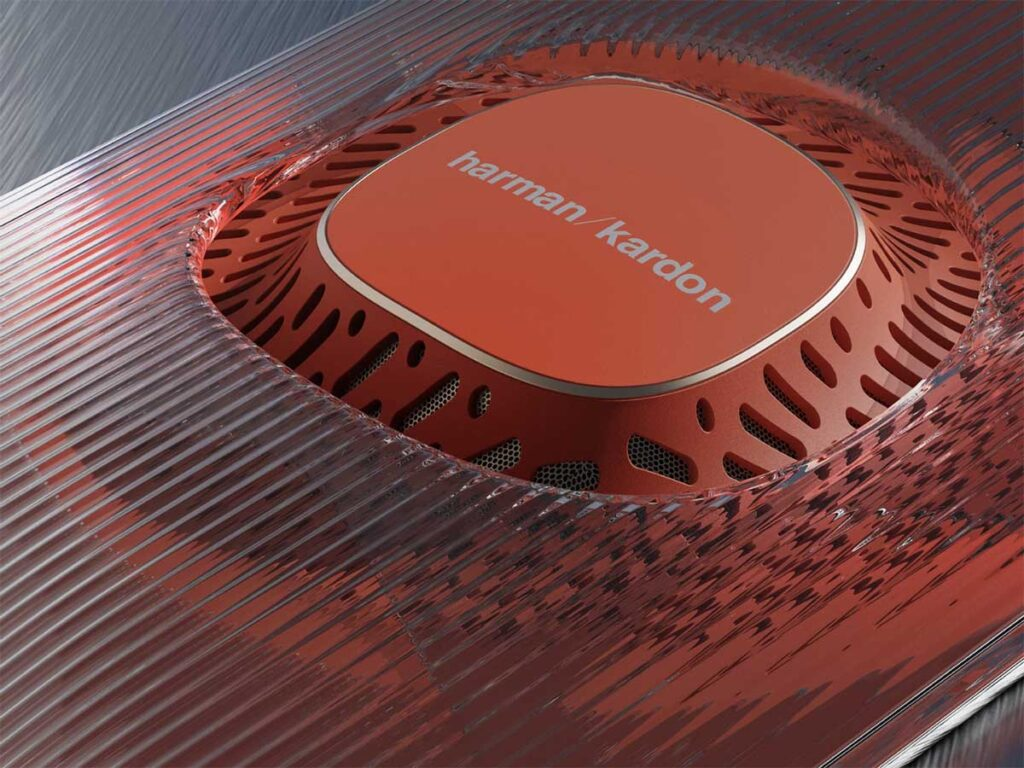 Concept Harman Kardon Smartphone by James Tsai