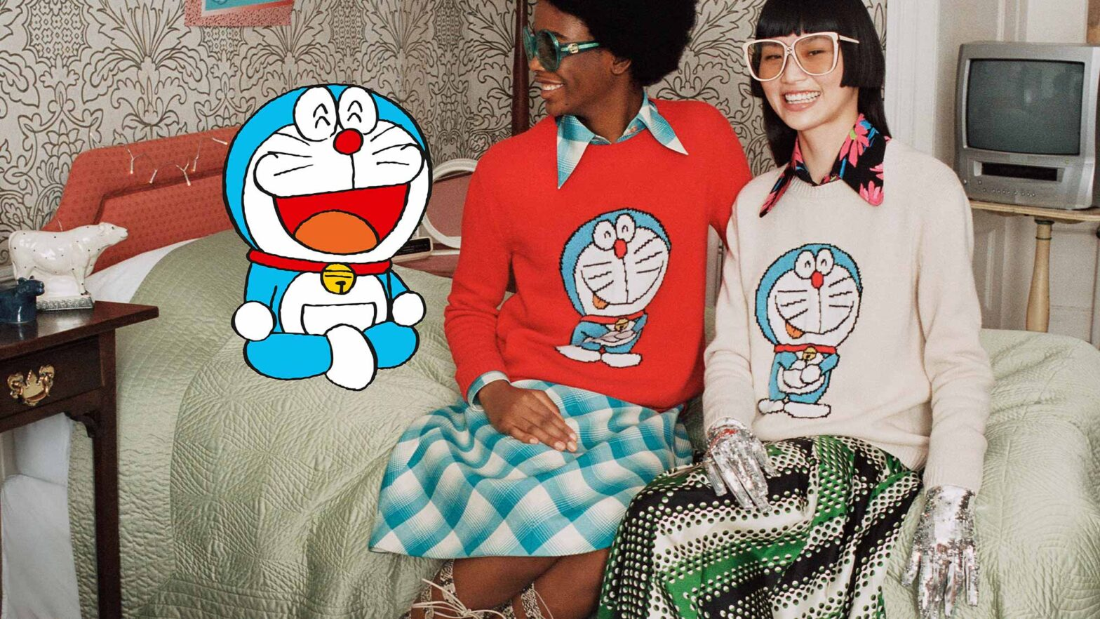 Doraemon x Gucci Capsule Collection