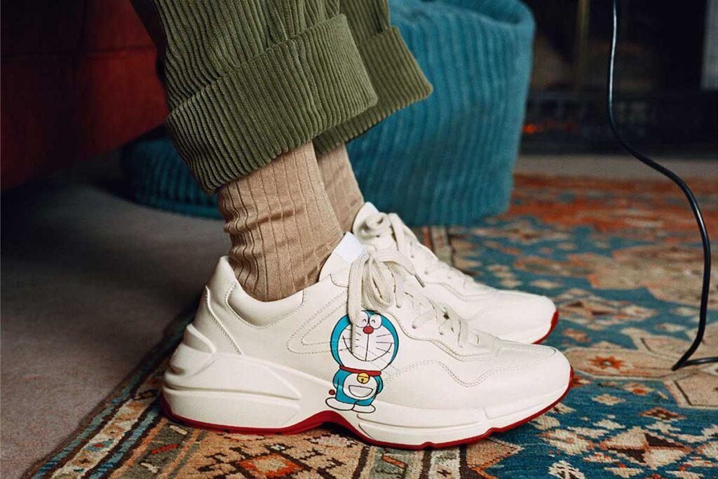Doraemon x Gucci Capsule Collection