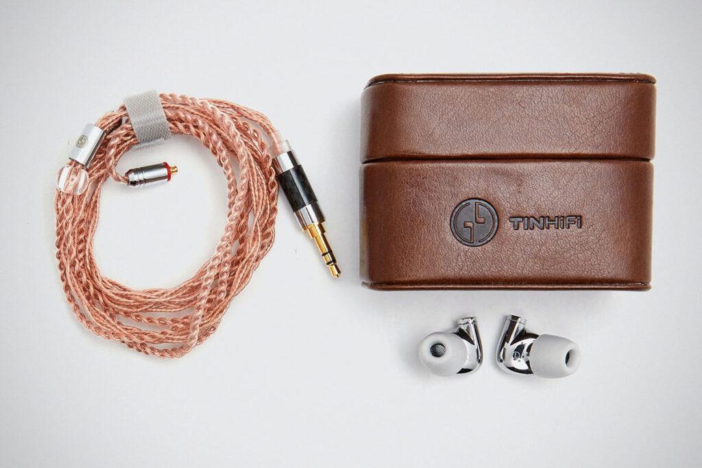 Drop + Tin Hifi P1 In-ear Monitor