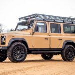 E.C.D. Modernized Series IIA: Reminiscent Of The Camel Trophy Land Rovers