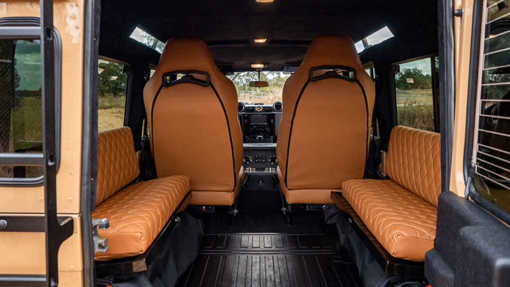 E.C.D. Automotive Design Land Rover Series IIA