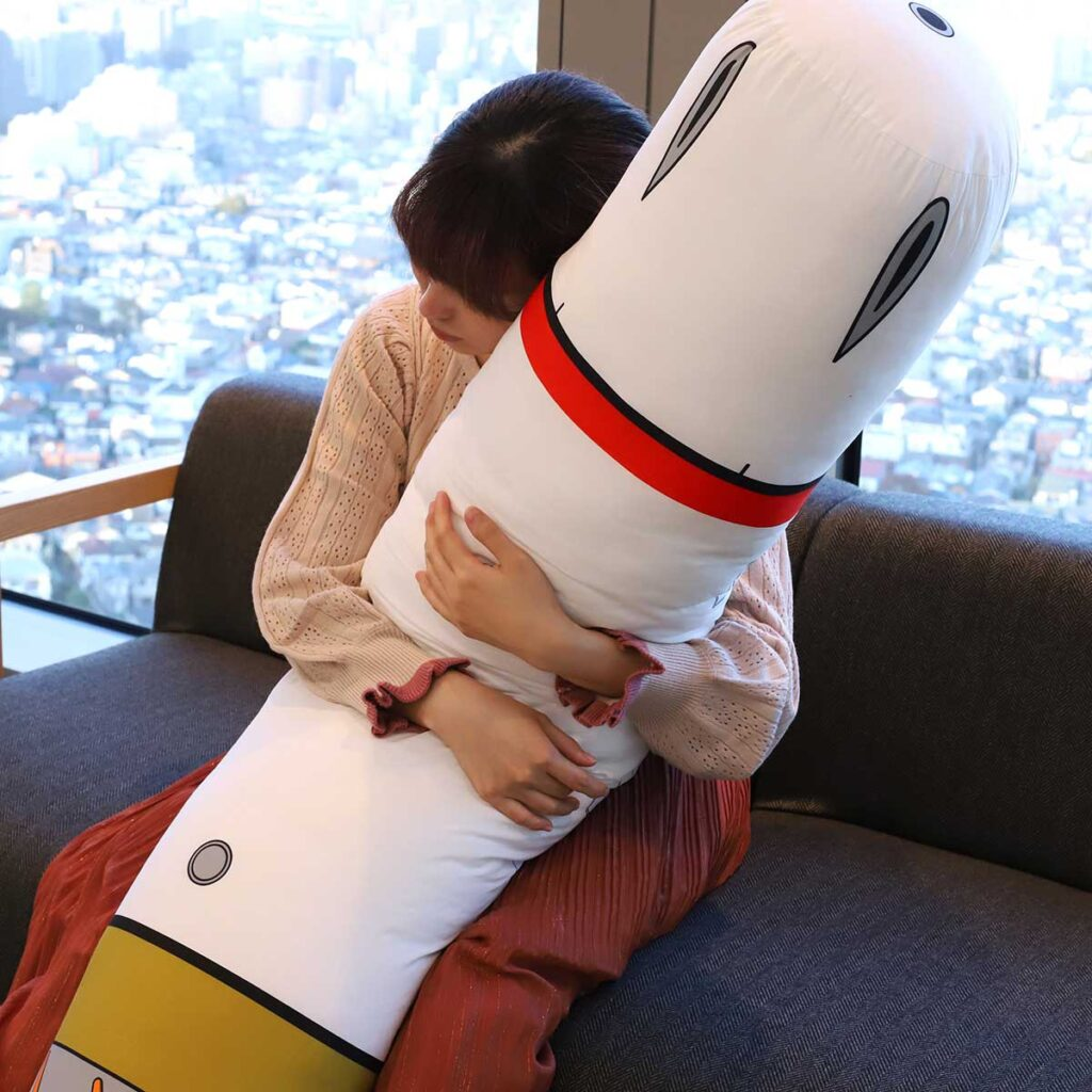 Evangelion Original Entry Plug Cushion
