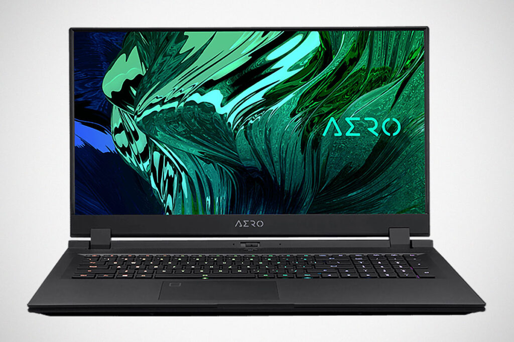 GIGABYTE AERO RTX 30 Series Laptops