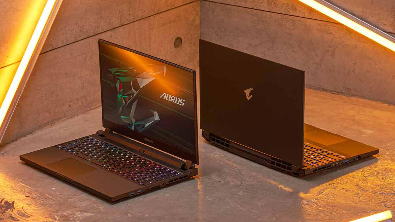 GIGABYTE AORUS RTX 30 Series Laptops