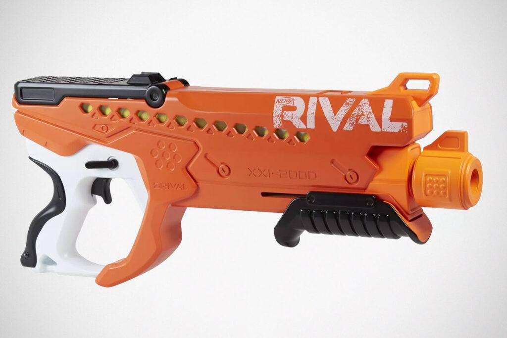 Hasbro NERF Rival Curve Shot Blasters
