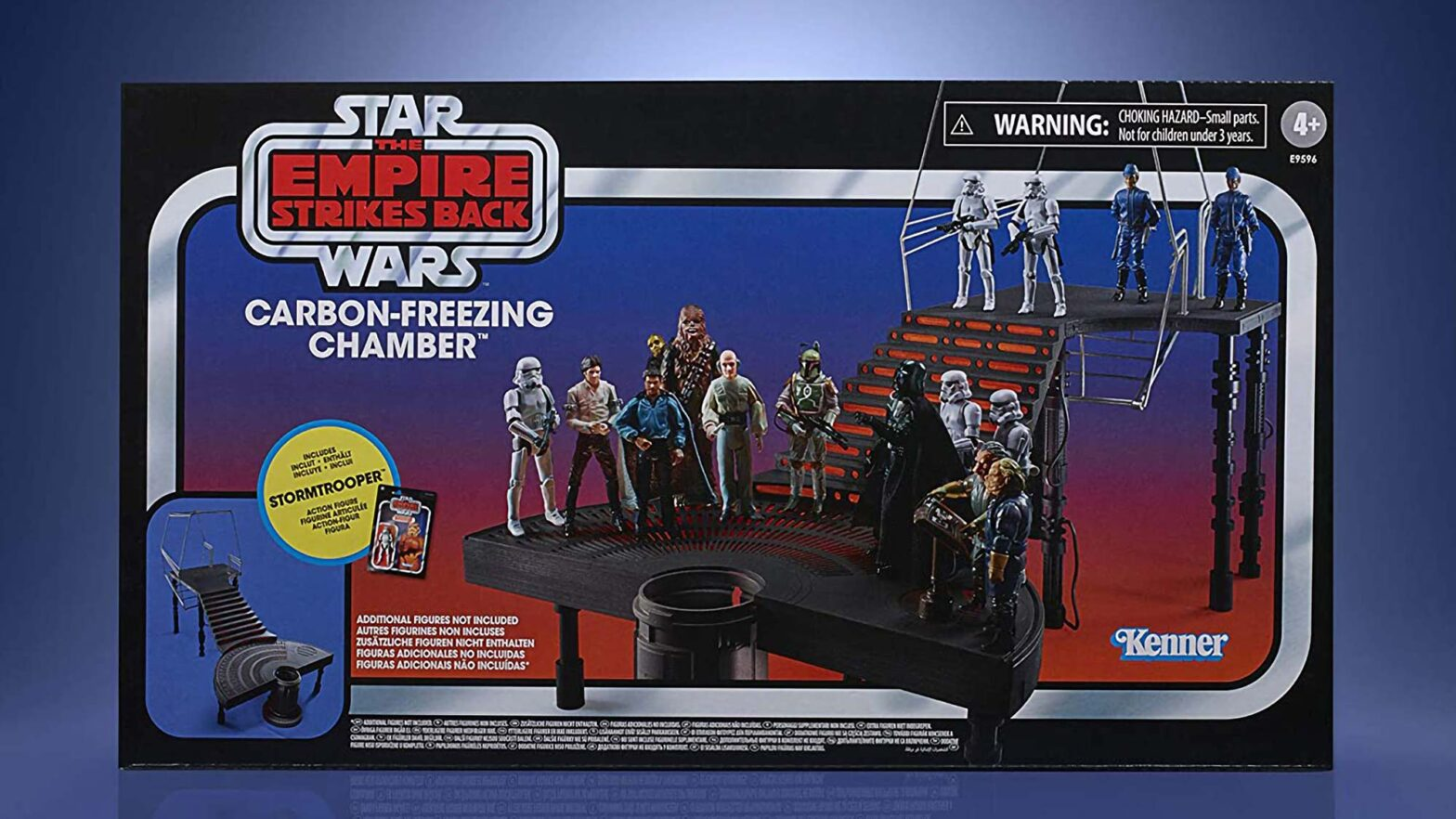 Hasbro Star Wars Carbon-Freezing Chamber Playset Amazon