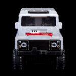 Herschel Supply Co. x Hot Wheels Land Rover Defender 90 Die-cast Toy Car