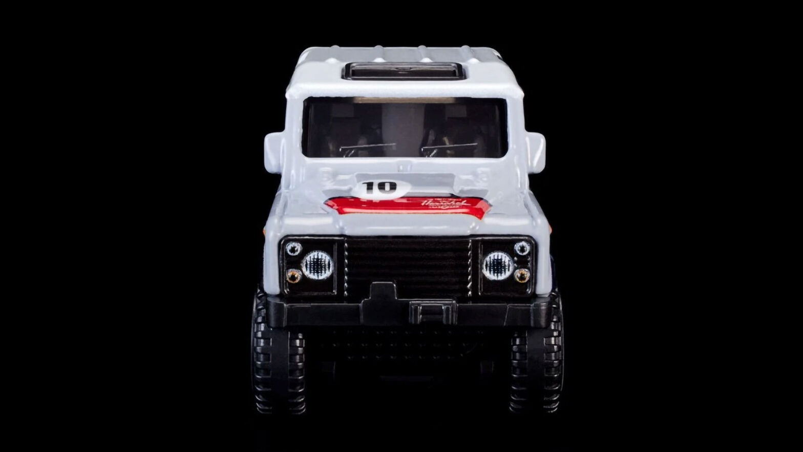 Herschel x Hot Wheels Land Rover Defender 90