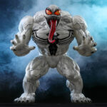 Hot Toys' Latest Artist Mix Figure Is An Anti-Venom Figure That Glows In The Dark