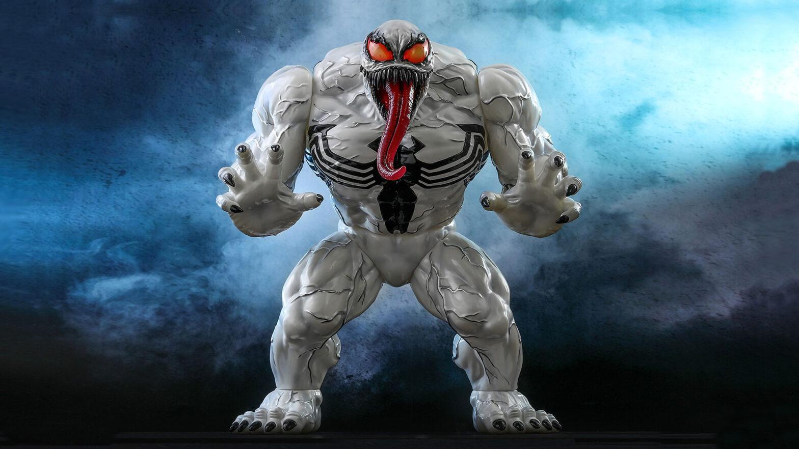 Hot Toys x INSTINCTOY Anti-Venom Collectible Figure