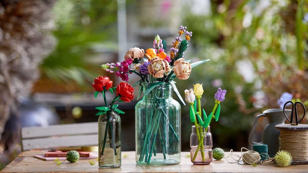 LEGO 10280 Creator Flower Bouquet