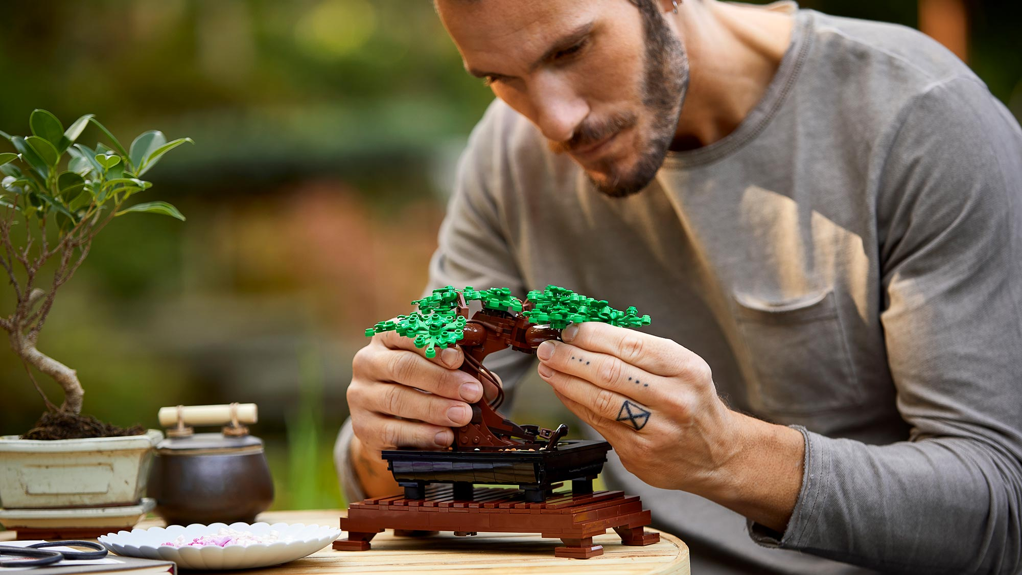 LEGO 10281 Creator Bonsai Tree