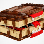 LEGO The Monster Book of Monsters Is Free With Purchase Of US$75 Or More LEGO <em>Harry Potter</em> Sets At LEGO.com