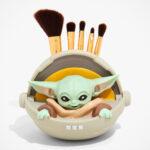 Loungefly <em>Star Wars The Mandalorian</em> The Child Makeup Brush Holder