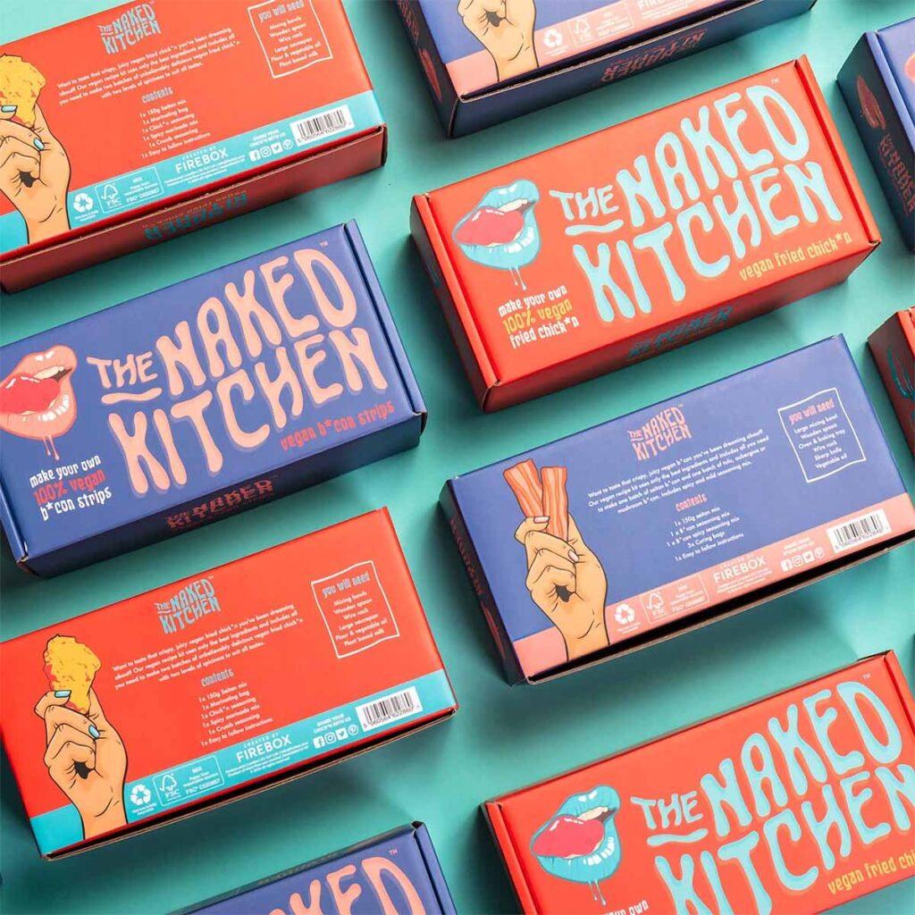 Make Your Own Vegan Fried Chicken Kit