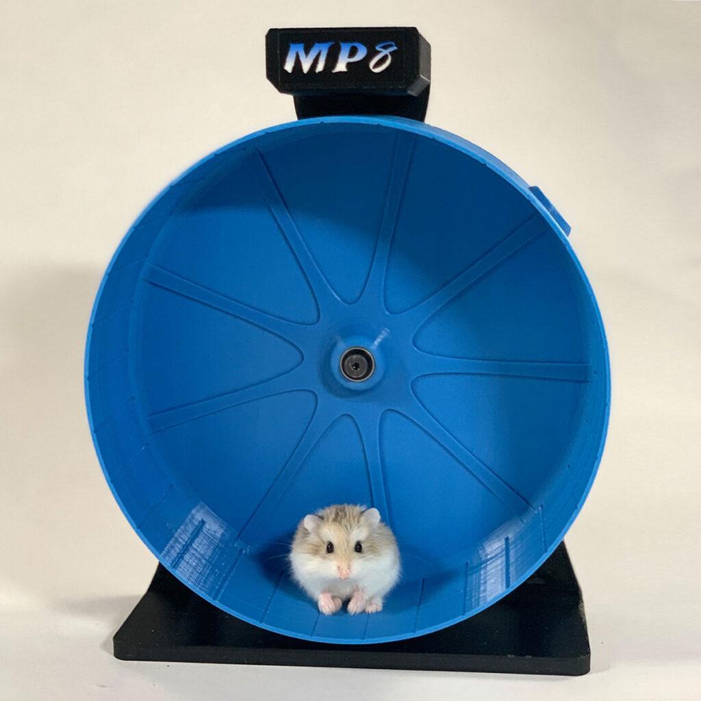 Marathon Pets Smart Hamster Wheel