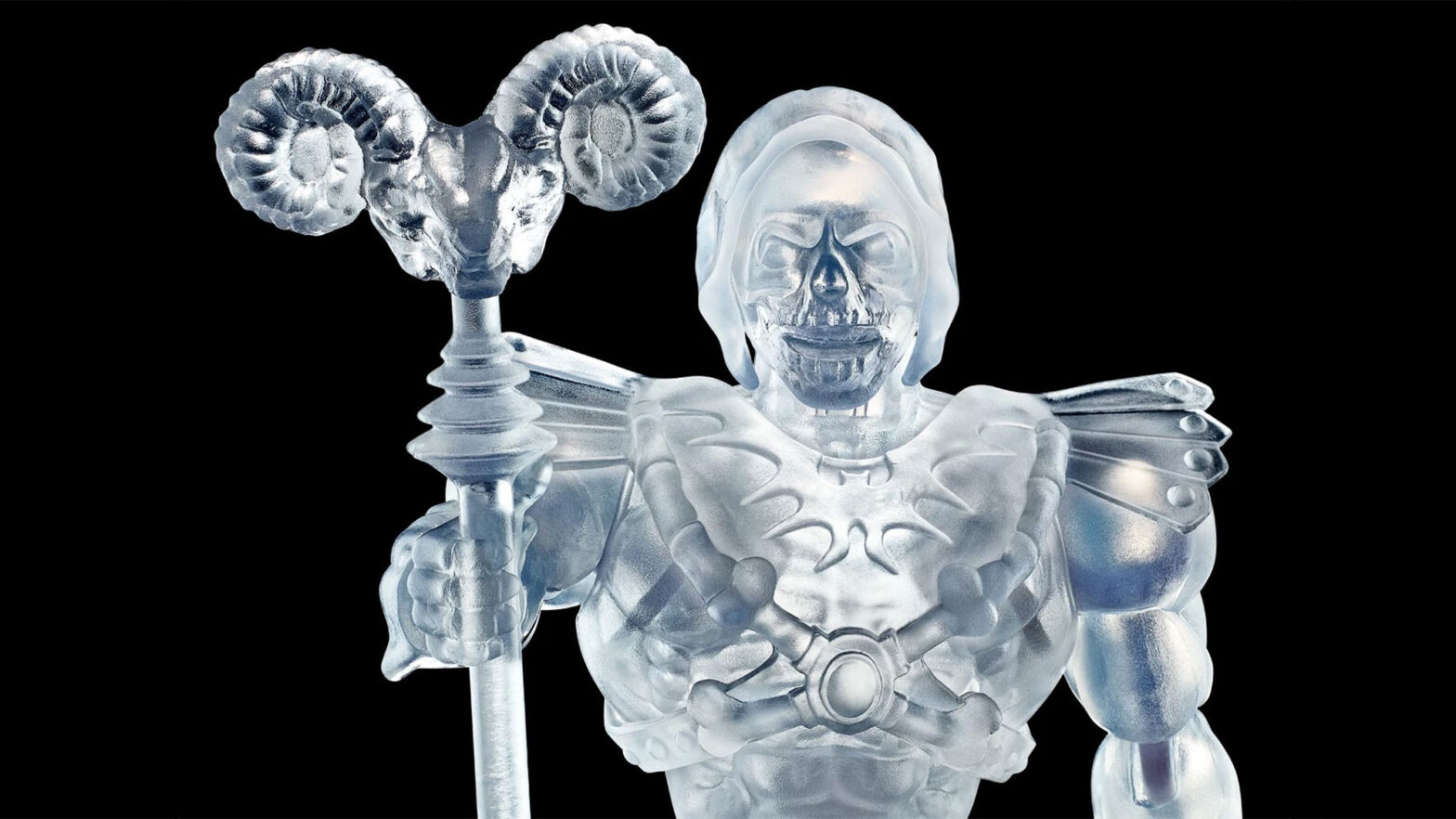 Mattel Art of Engineering Skeletor Figure