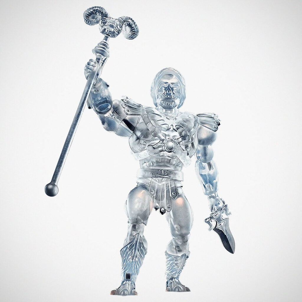 Mattel Art of Engineering Skeletor Figure