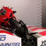 Moto Trainer: Part Realistic MotoGP Simulator, Part Motorcycle Video Game Simulator