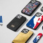 NBA x CASETiFY Collection Includes A US$1,000 18K Gold-plated iPhone Case