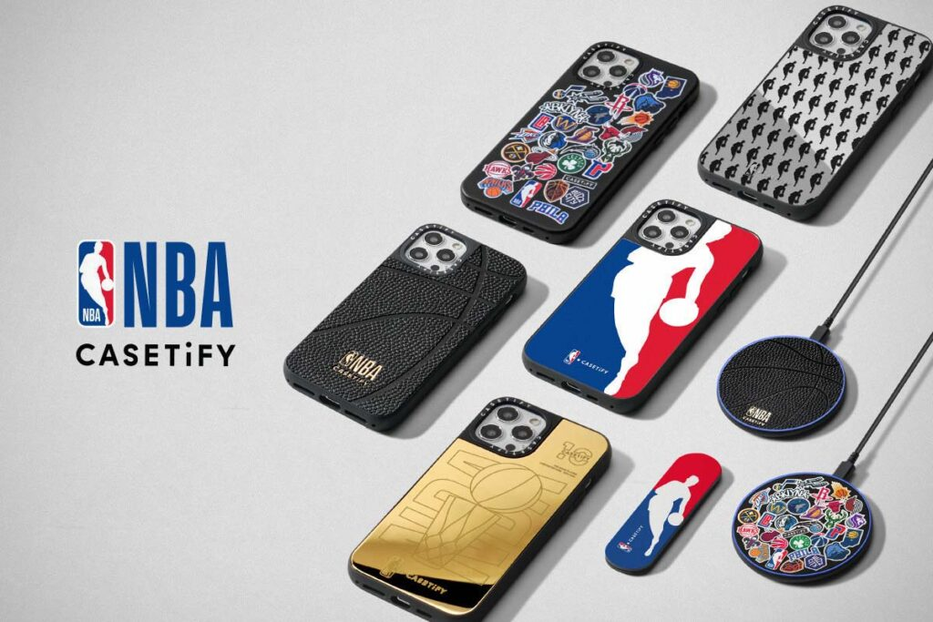 NBA x CASETiFY Collection