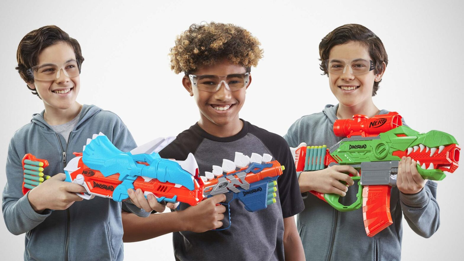 NERF DinoSquad Dart and Water Blasters