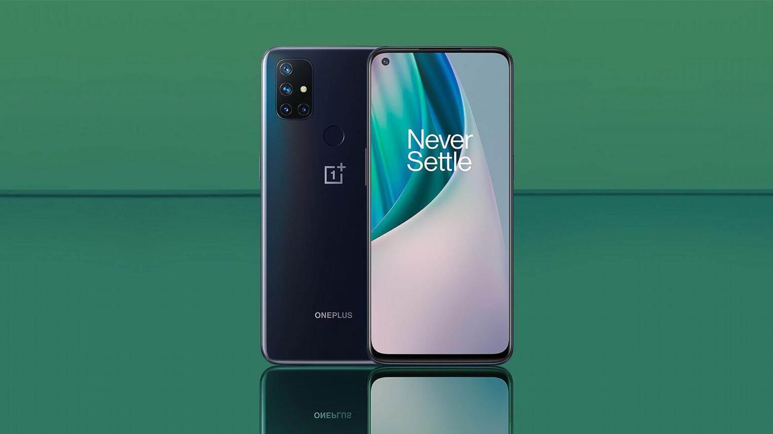 OnePlus Nord N Series Smartphones