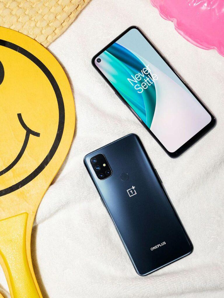 OnePlus Nord N10 5G Smartphone