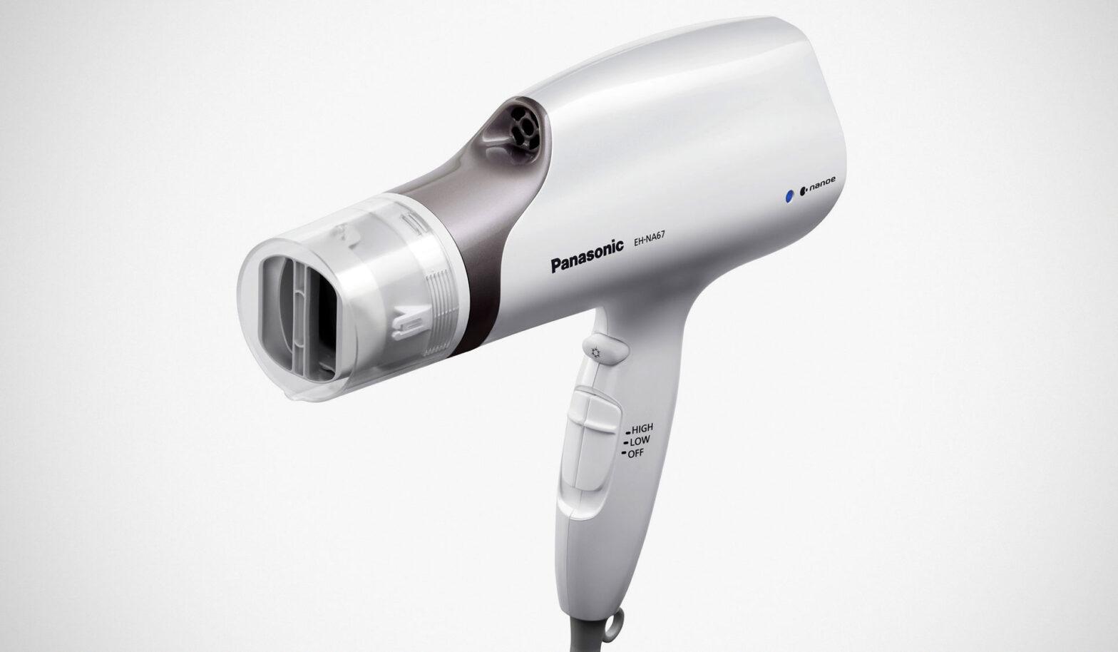 Panasonic nanoe Hairdryer EH-NA67-W