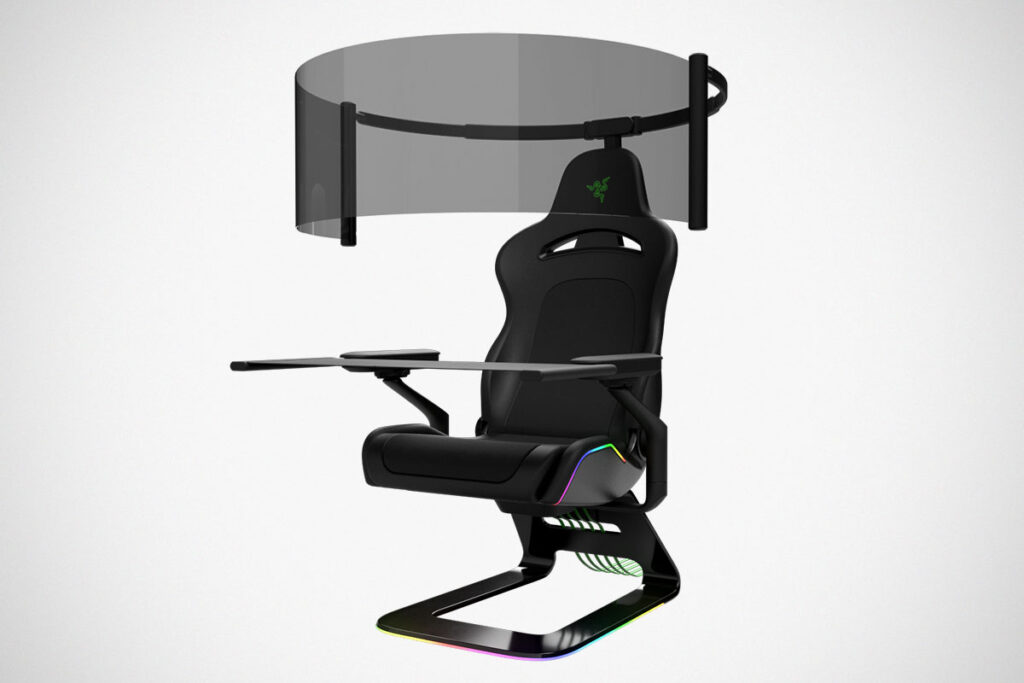 Razer Project Brooklyn Gaming Chair CES 2021
