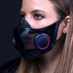 Razer Smart Mask Has Voice Amplification And It Is, Of Course, Razer Chroma-enabled