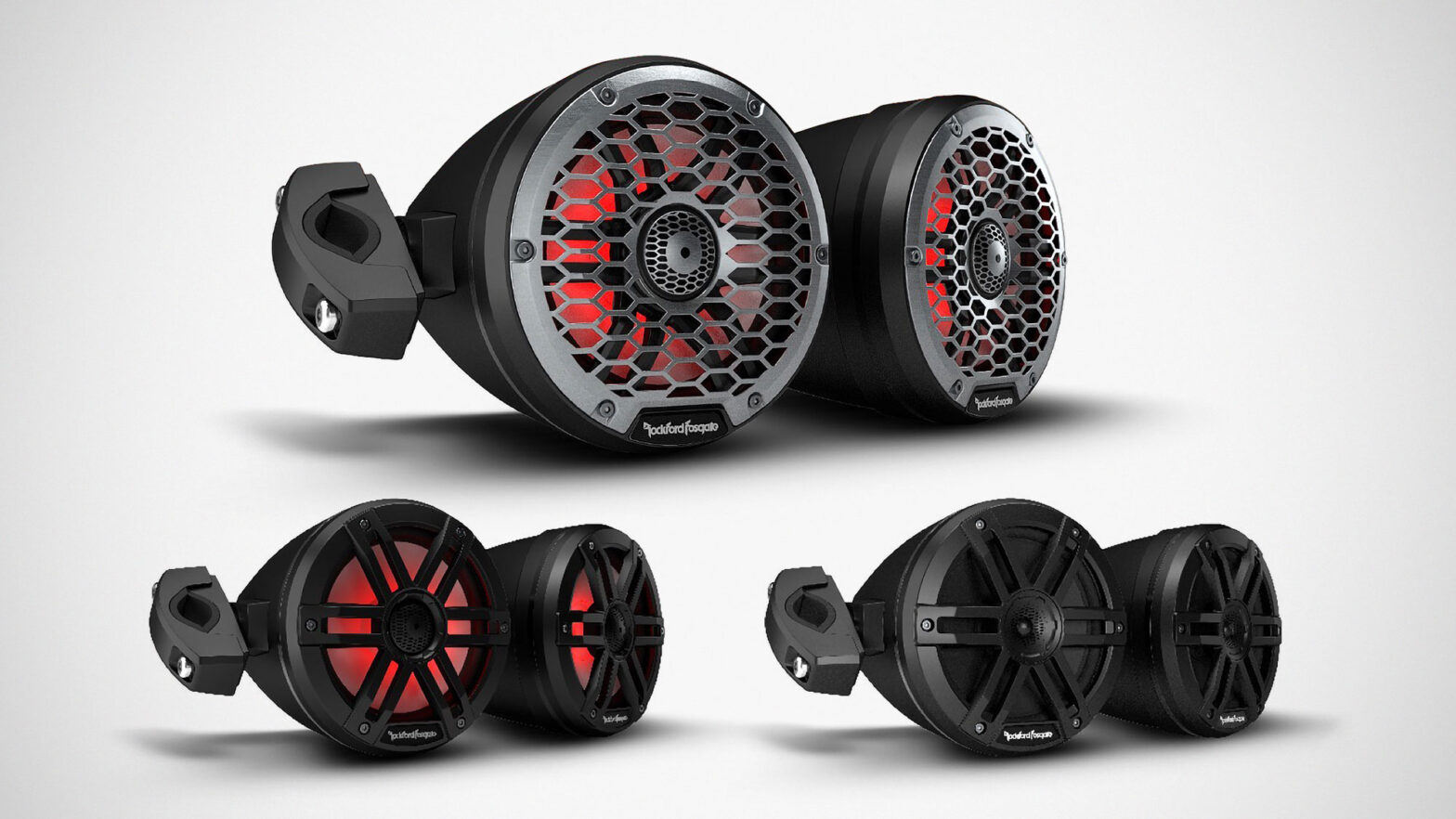 Rockford Fosgate MotoCan Speakers