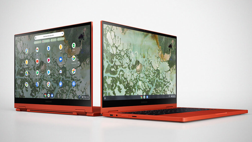 Samsung Galaxy Chromebook 2 Laptop